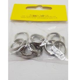 Breakaway Breakaway Stainless Steel Split Rings