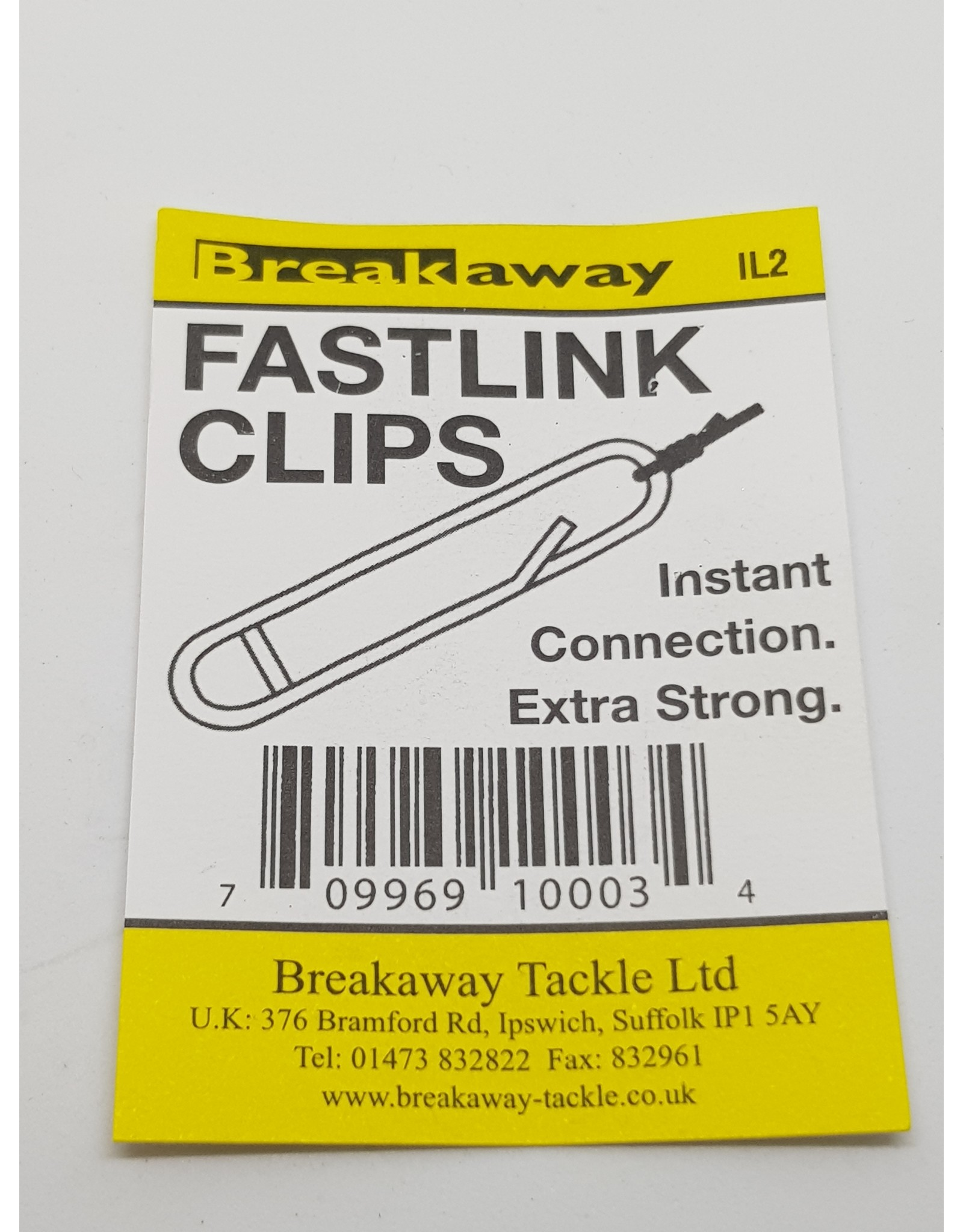 Breakaway Breakaway Fast Links