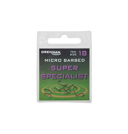 Drennan Drennan Micro Barbed Super Specialist