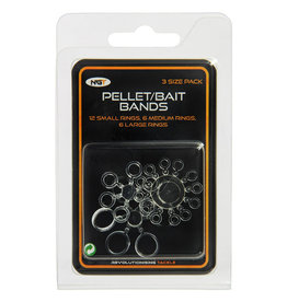 NGT NGT Pellet / Bait Bands