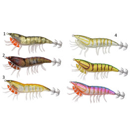 Savage Gear Savage Gear Hybrid Shrimp Egi Jig