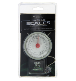 NGT Scales With Tape Measure