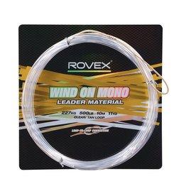 Rovex Rovex Wind-On Mono Leader 400lb