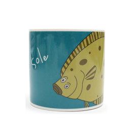 Aaaah Sole Mug
