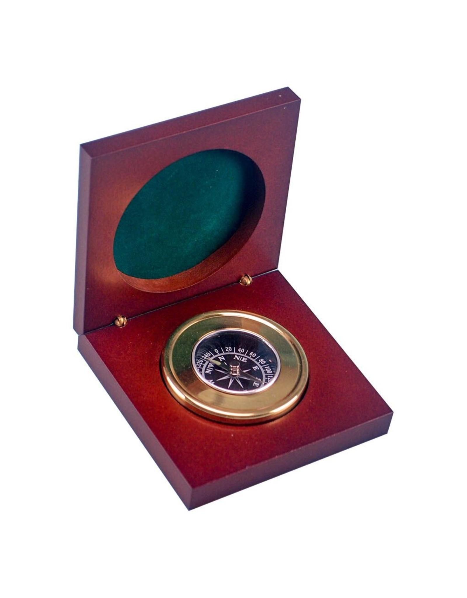 Compass In Presentation Box