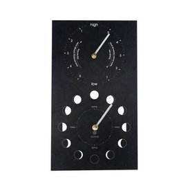 Moon & Tide Clock