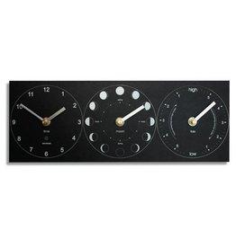Eco Moon, Tide & Time Clock