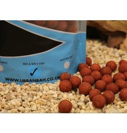 Urban Bait Urban Bait Red Spicy Fish Boilie 5kg