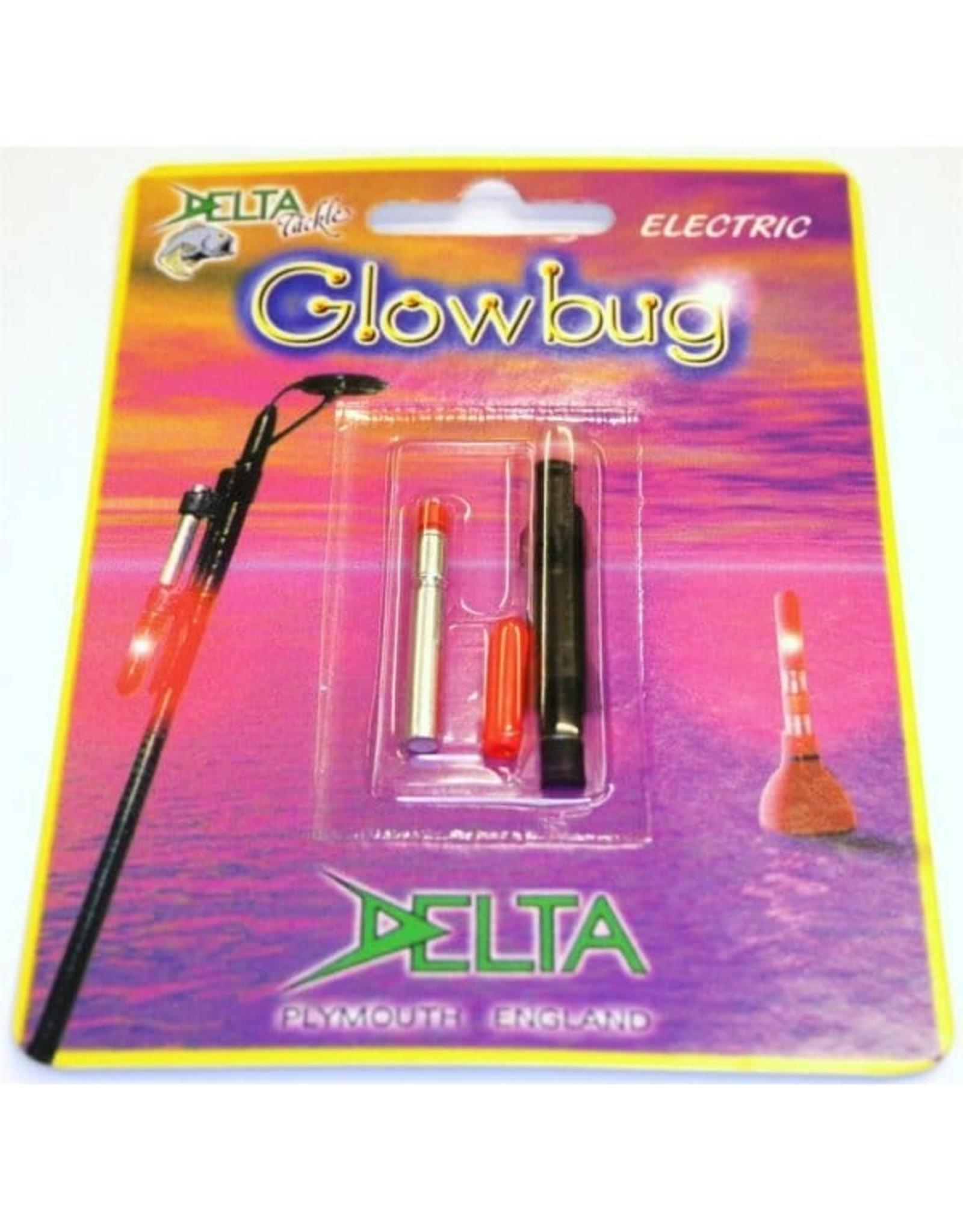 Delta Delta Glowbug Red