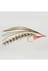 Turrall Turrall Deceiver Grizz White Saltwater