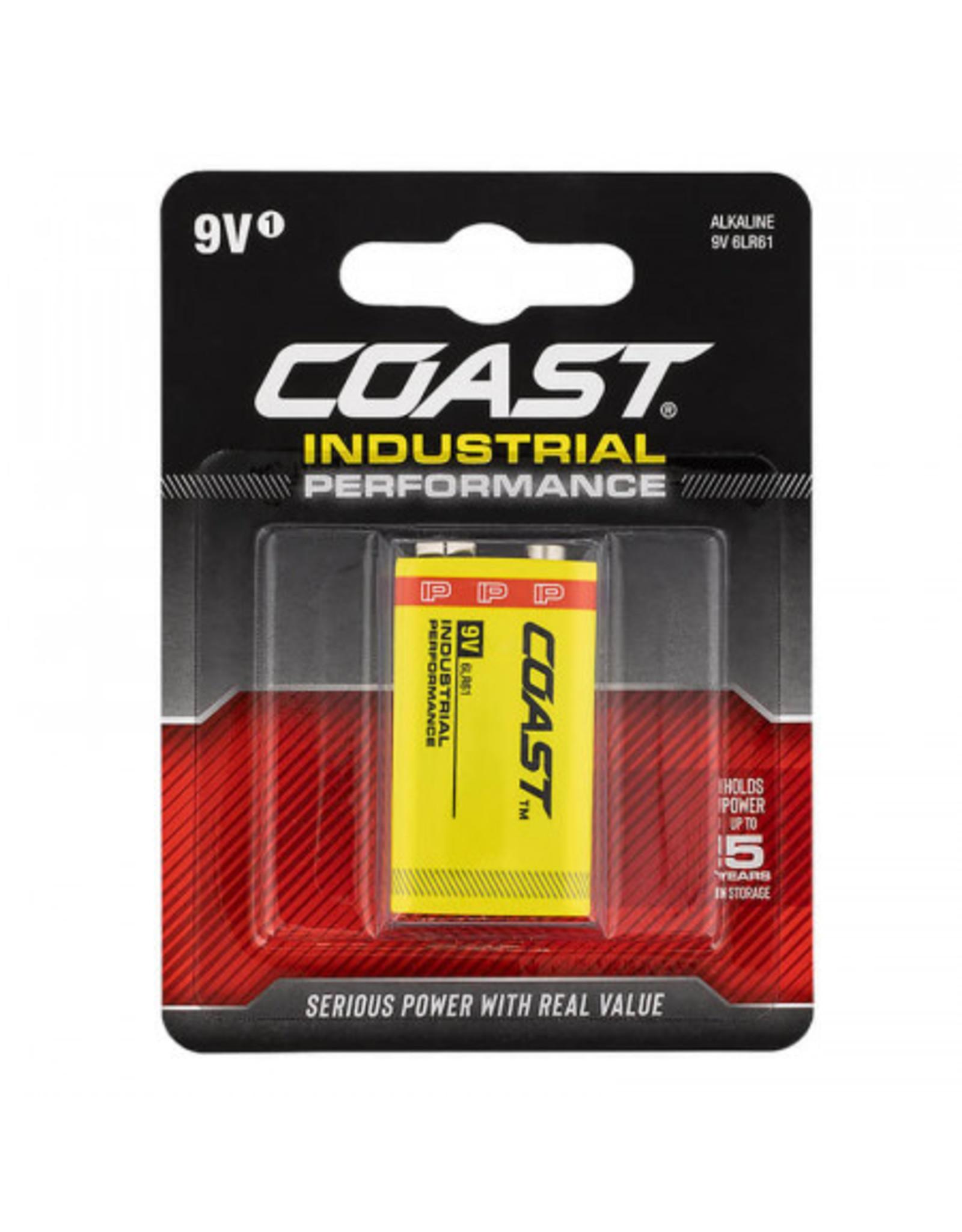 Coast Coast 9v Battery