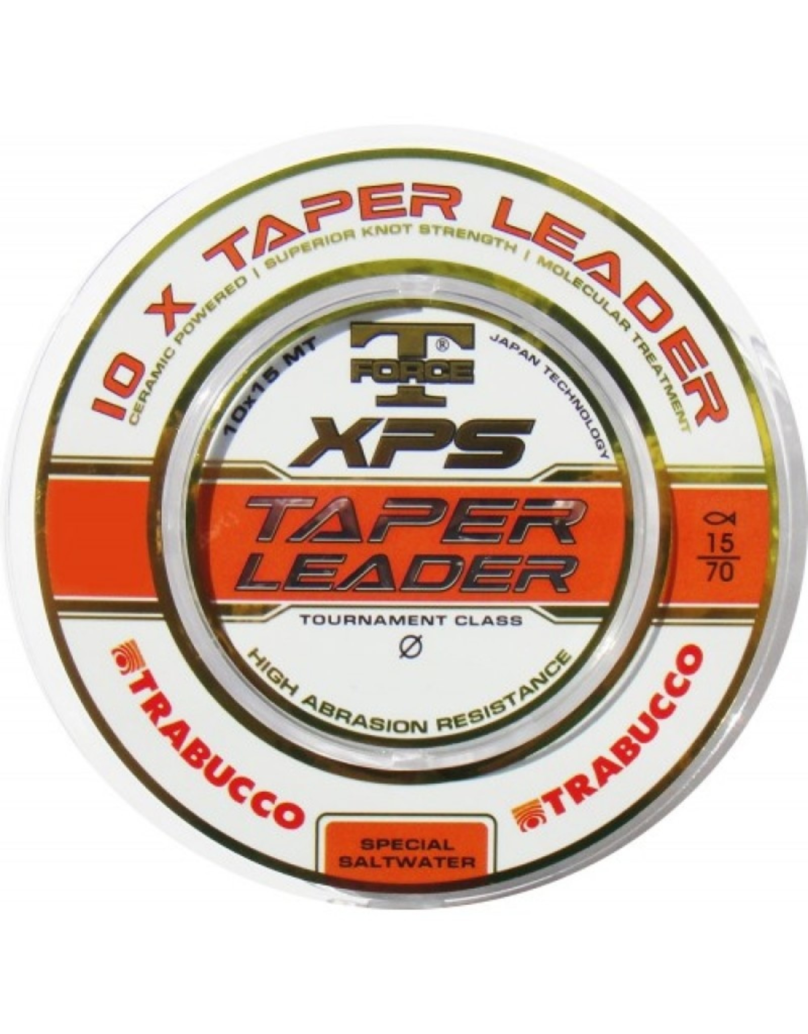 Trabucco Trabucco XPS Tapered Leader 15-70LB x10