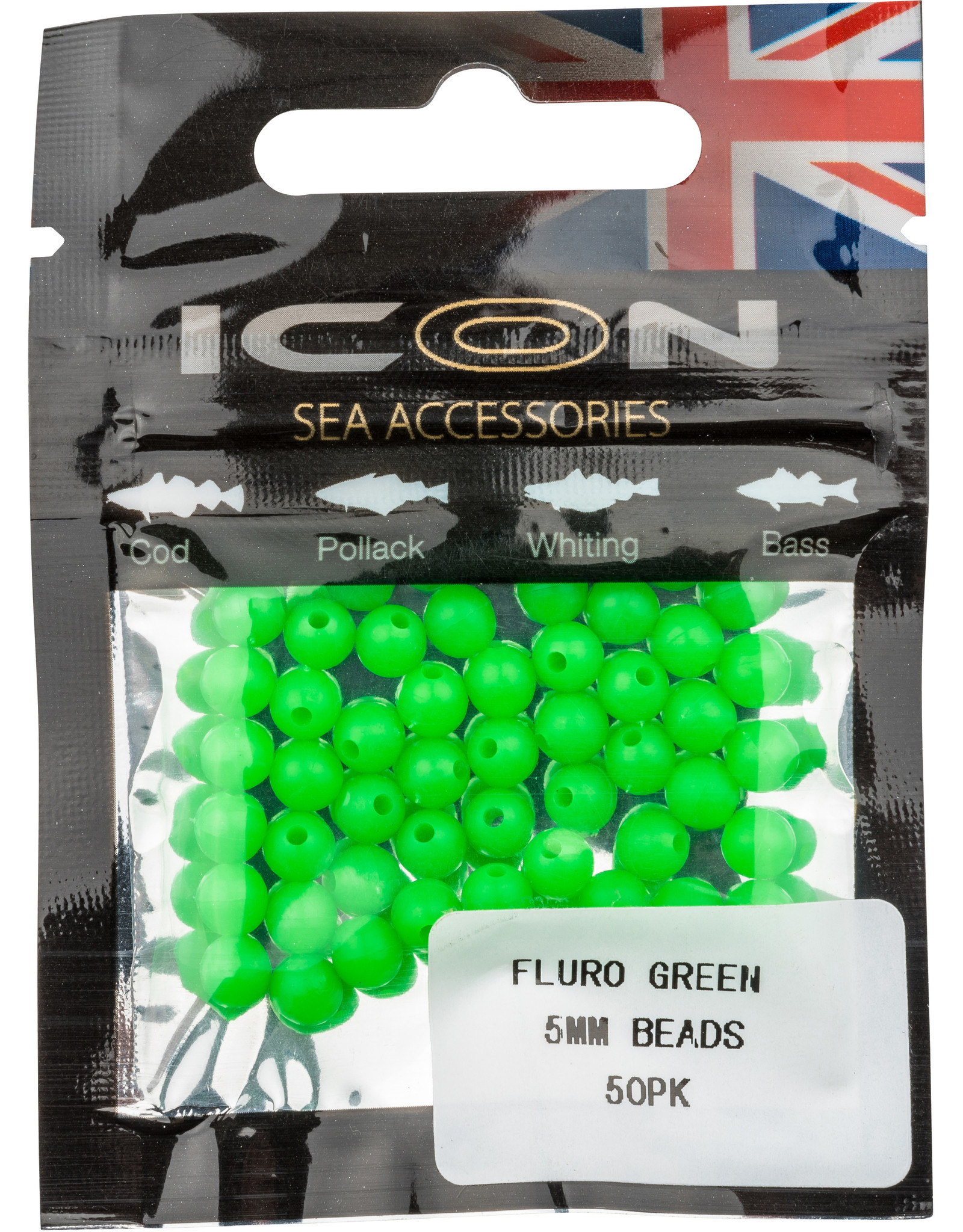 ICON Icon 5mm Beads