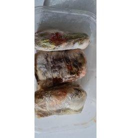 Salted Crab Cart Wings