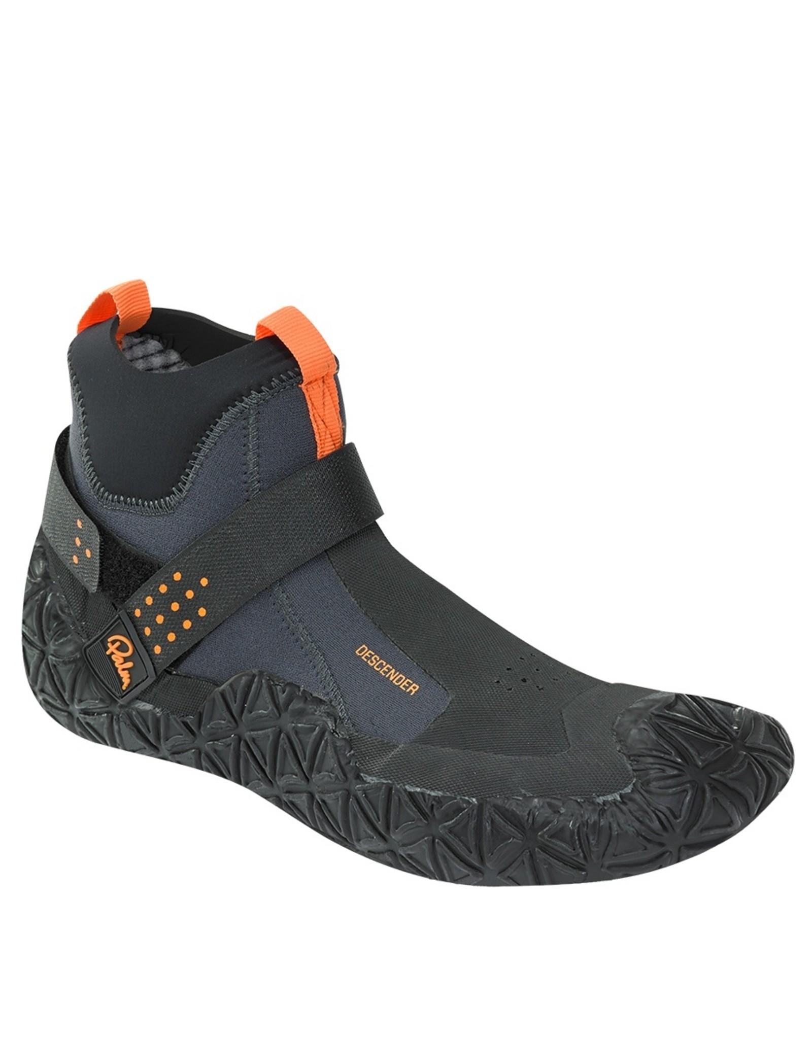 Palm Palm Descender Shoe Jet Grey