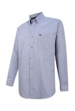 Hoggs Hoggs Dunedin Oxford Shirt Blue
