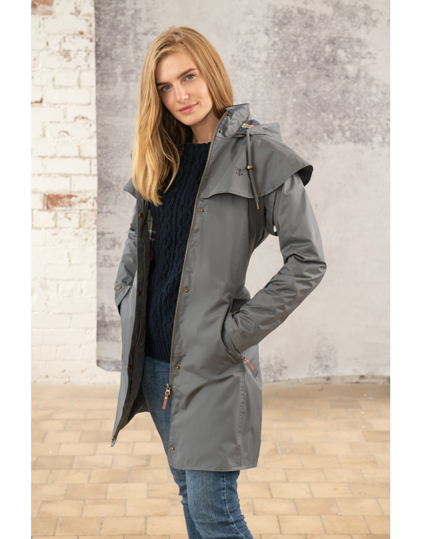 Lighthouse Lighthouse Ladies Outrider W/Proof Coat
