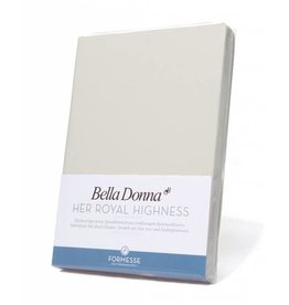 Bella Donna stretch hoeslaken - Linnen