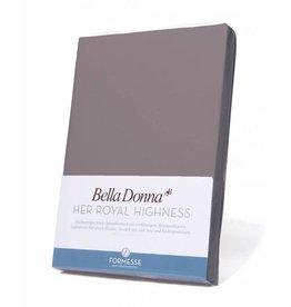 Bella Donna stretch hoeslaken - Amethist