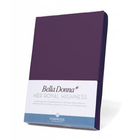 Bella Donna stretch hoeslaken - Braambes