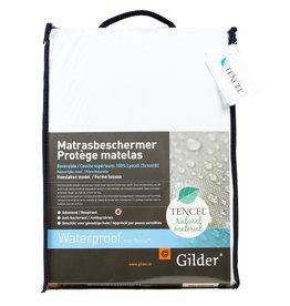 Matrasbeschermer Waterproof met Tencel