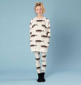 SNURK Trui met legging Whale