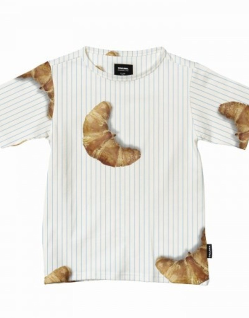 SNURK T-shirt  Croissant