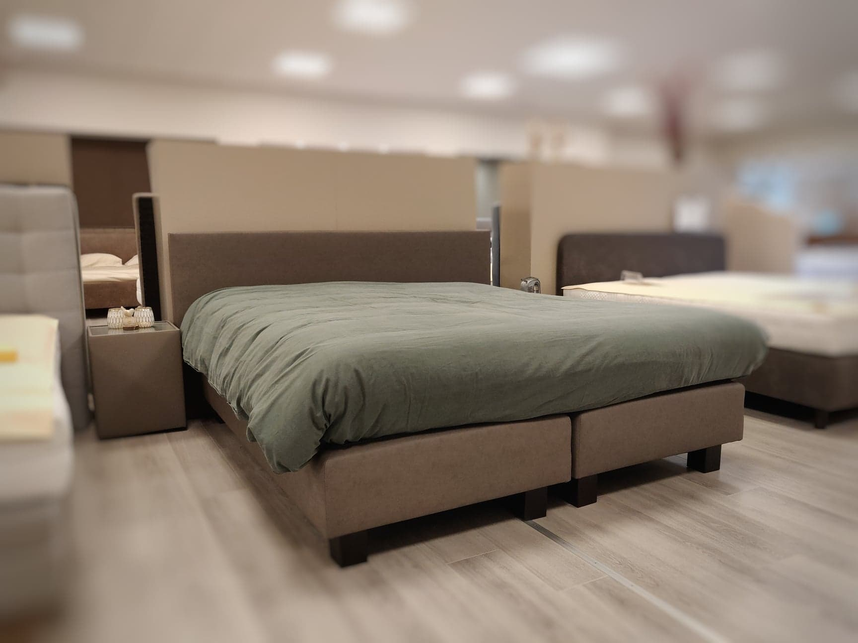 LIMITED EDITION - Boxspring La Nuit