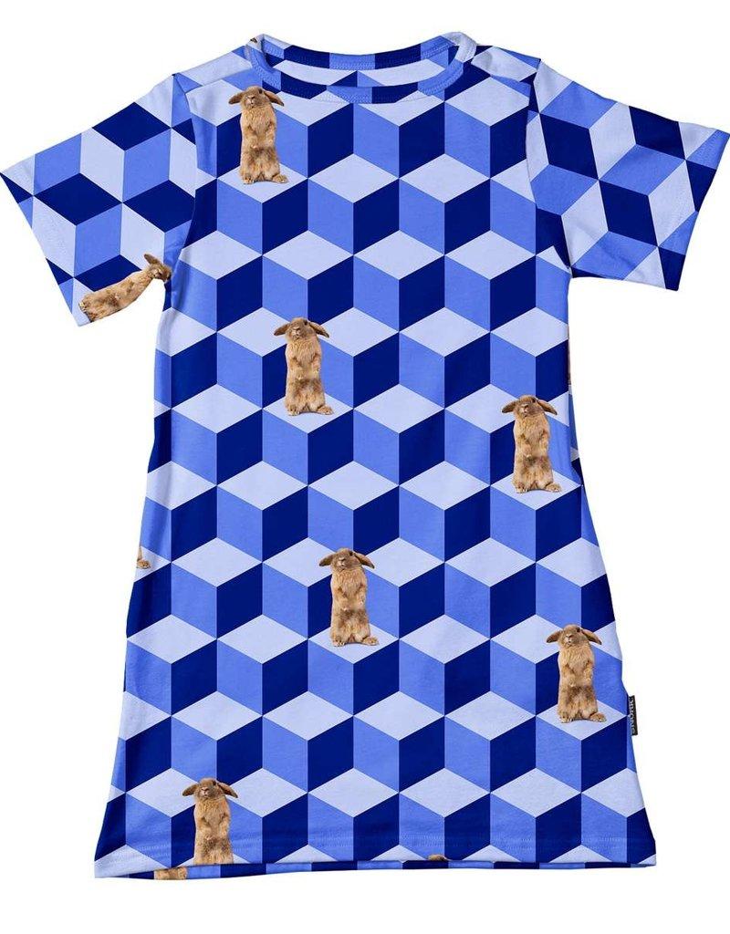 SNURK Slaapkleed Bunny Blocks