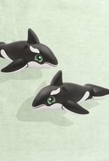 SNURK Slaapkleed Orca green