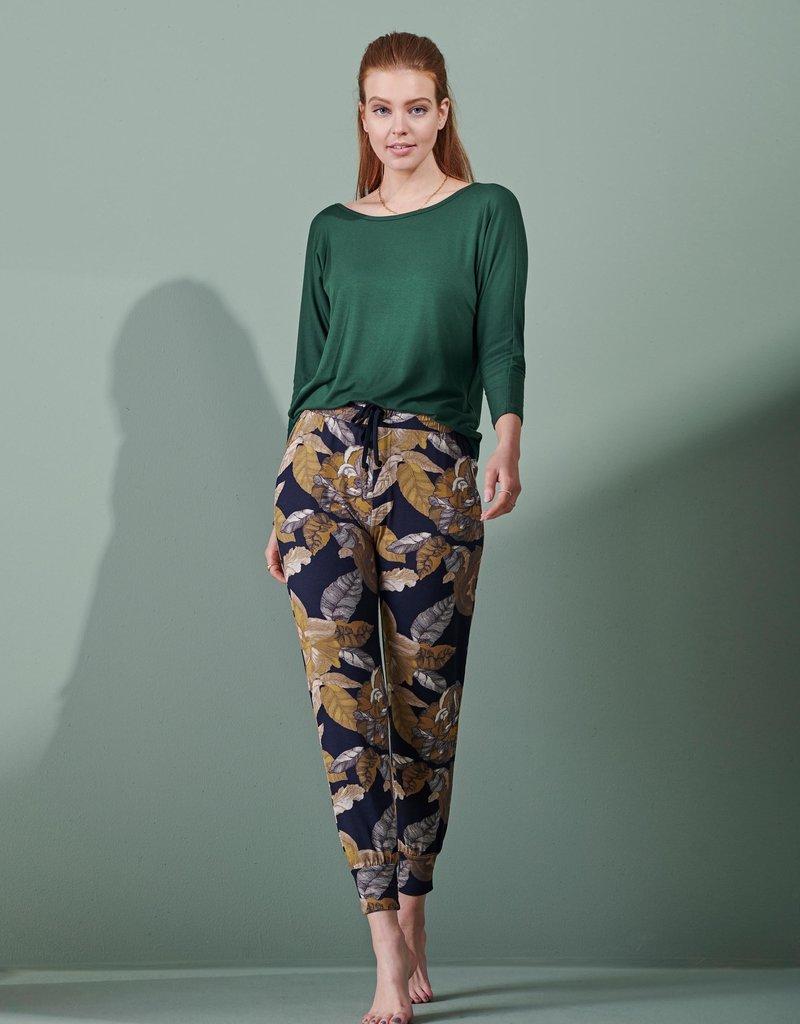 Pyjamatop 'Donna Uni - Thyme'
