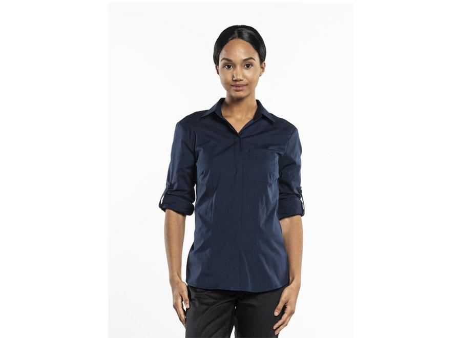 Bedieningsshirt UFX Navy dames
