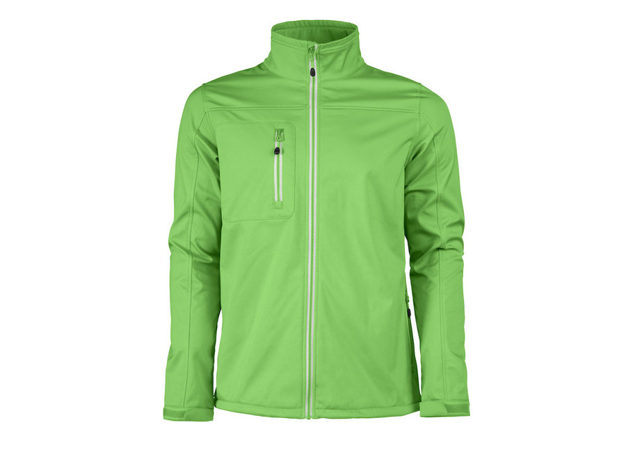 Softshell jas in 7 kleuren