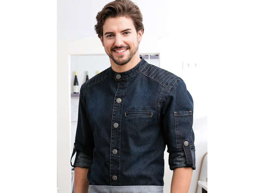 Chef Jacket Bikerstyle Jeans
