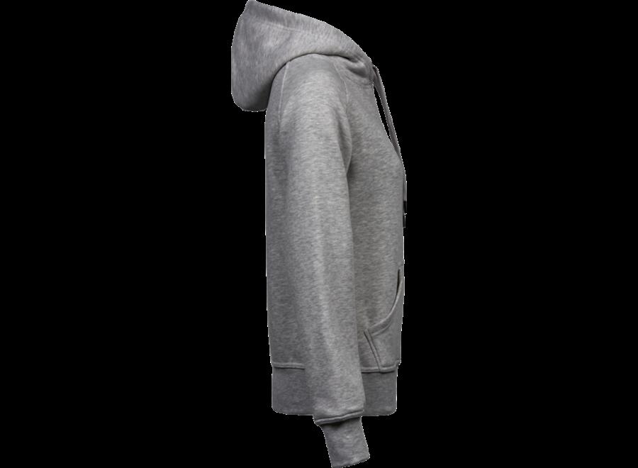 Hoge kwaliteit dames hoodie in 4 kleuren verkrijgbaar