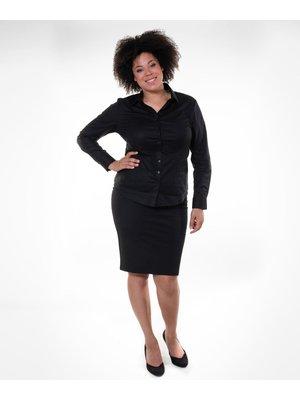 Company Fits Rok horeca Belize zwart of blauw