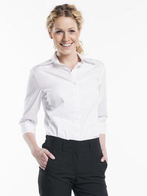Chaud Devant Dames blouse 3/4 mouw