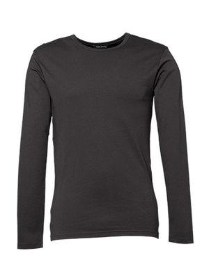 Teejays Long Sleeve heren - in 4 kleuren verkrijbaar - 60 graden wasbaar
