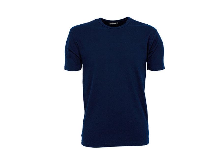 Heren t-shirt - in 10  kleuren beschikbaar - 60º wasbaar