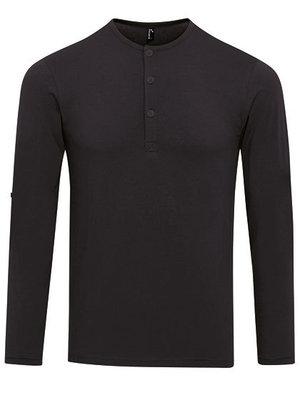 Premier Shirt Heren Long-John Roll in 5 kleuren