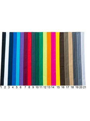 Schriks Schort gekruiste banden in 21 kleuren