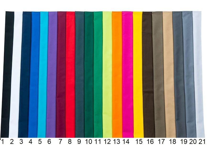Schort gekruiste banden in 21 kleuren