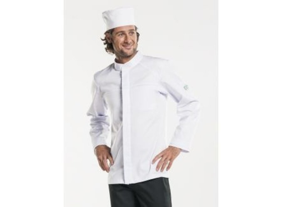 Chef Jacket Salerno RPB White.