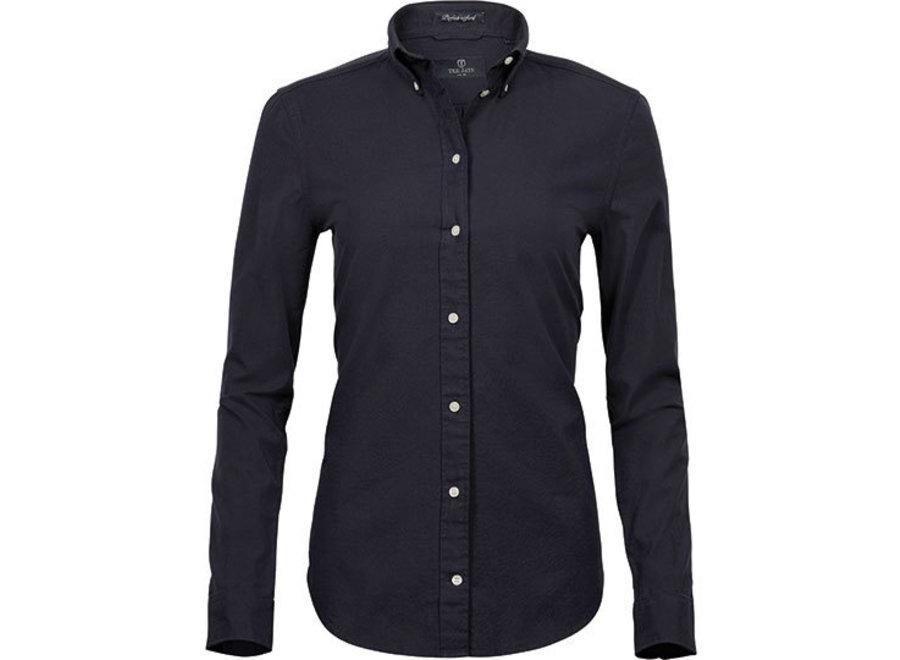 Perfect Oxford shirt dames in 4 kleuren