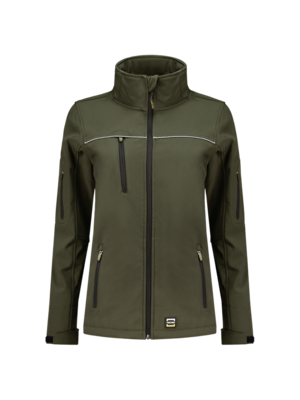 Tricorp Softshell Luxe dames tot 5XL