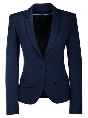 Greiff Dames blazer - wasmachine wasbaar / vuil en water afstotend - slim fit