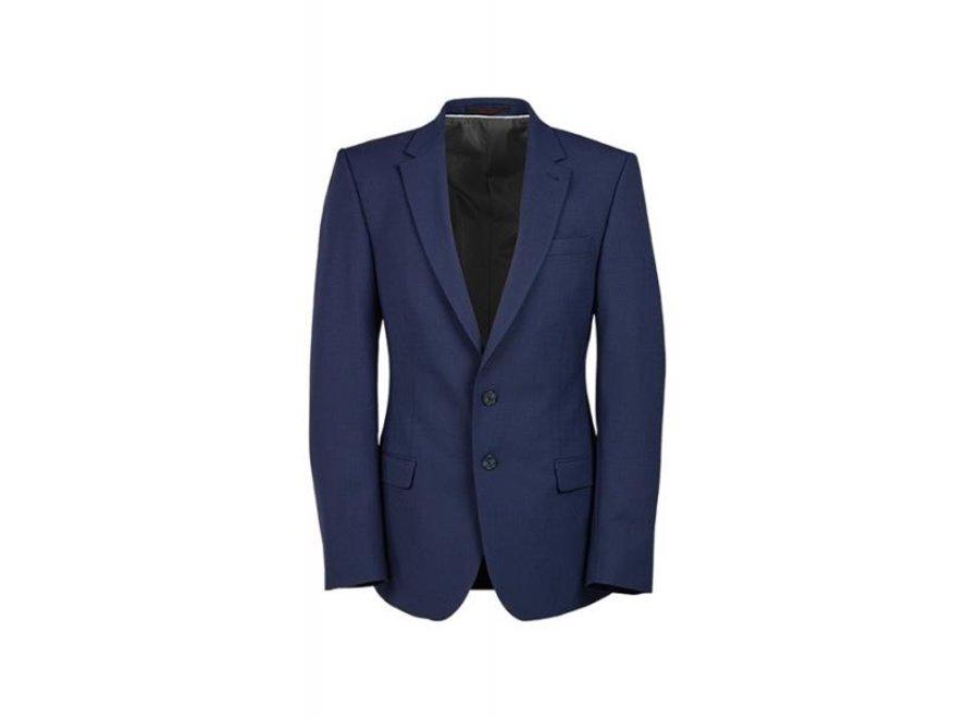 Heren blazer, vuil-afstotend, wasmachine wasbaar, slim fit