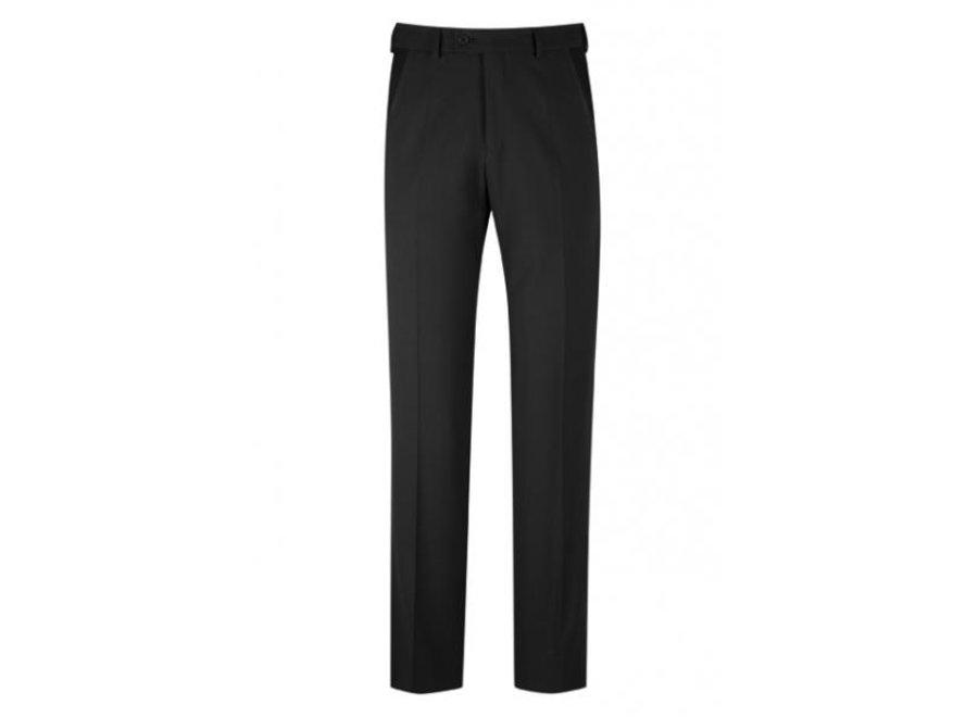 Heren pantalon, slim fit, vuilafstotend, wasmachine wasbaar