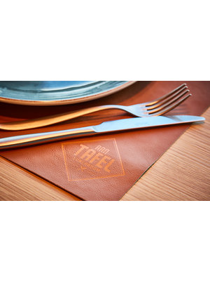 Crafted Placemat leer