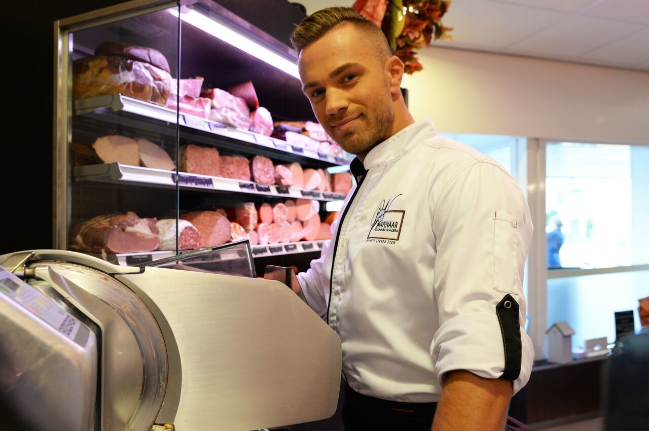 kleding slagerij